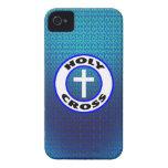 Cruz santa Case-Mate iPhone 4 carcasas