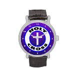 Cruz santa reloj de mano