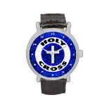 Cruz santa relojes de mano