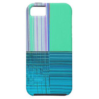 Cruz septentrional reconstruida iPhone 5 Case-Mate coberturas