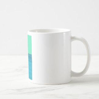 Cruz septentrional reconstruida taza de café