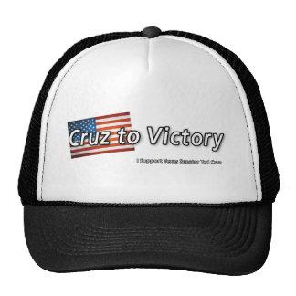 Cruz to Victory Trucker Hat