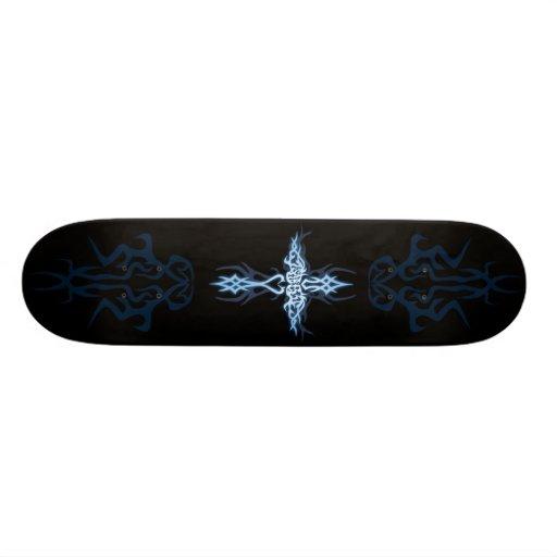 Cruz tribal tablas de patinar