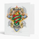 Cruz y corazón de la salud mental