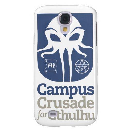 Cruzada del campus para Cthulhu Funda Para Galaxy S4