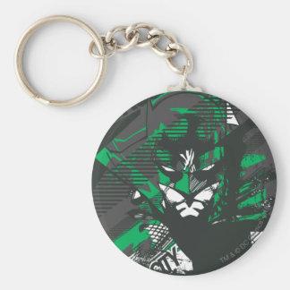 Cruzado de Caped de Gotham Llaveros Personalizados