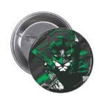 Cruzado de Caped de Gotham Pin Redondo 5 Cm