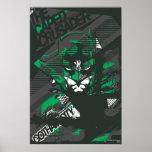 Cruzado de Caped de Gotham Poster