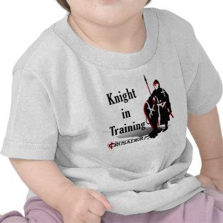 Cruzado de la ciudadela - caballero en el camisetas