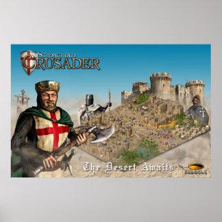Cruzado de la ciudadela - poster 3