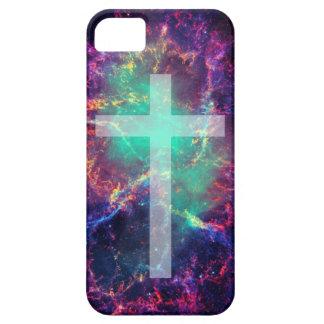 ™ cruzado del caso del iPhone 5 de la galaxia iPhone 5 Case-Mate Coberturas