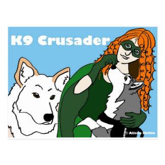Cruzado K9 Postal