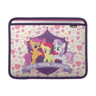 Cruzados de la marca de Cutie Funda Macbook Air