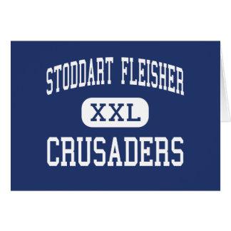 Cruzados Philadelphia de Stoddart Fleisher Tarjeton