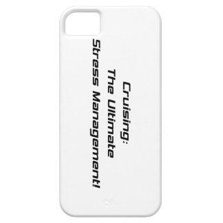 Cruzando la última gestión del estrés iPhone 5 cobertura