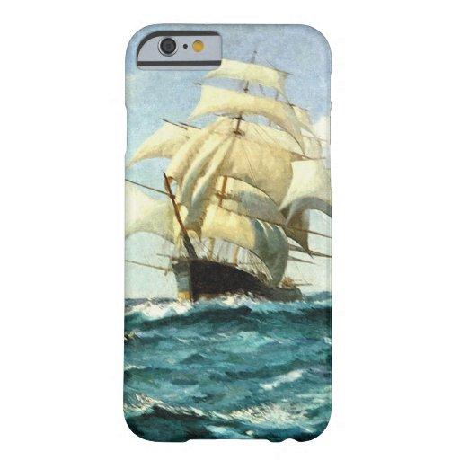 Cruzar el océano funda de iPhone 6 barely there