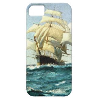 Cruzar el océano iPhone 5 carcasas