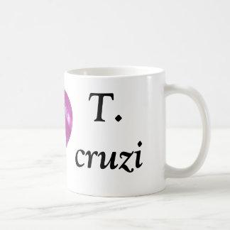 Cruzi de I (corazón) T. Taza Clásica
