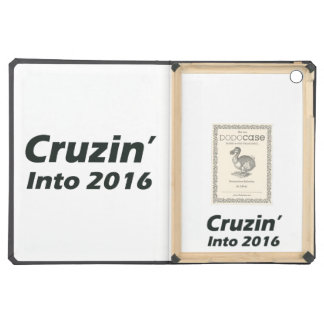 Cruzin en 2016 - blanco y negro