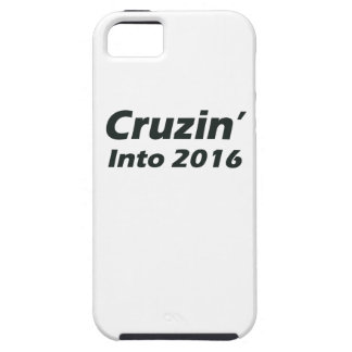 Cruzin' into 2016 - Black and White iPhone 5 Cases