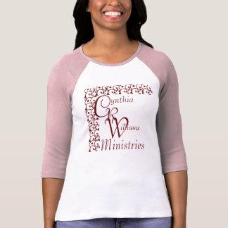 CRW Ministries (t-shirt) - Customized T-Shirt