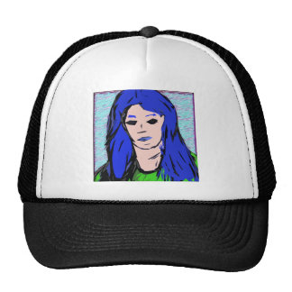 Cry 2 - alternate Colors Trucker Hat