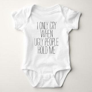 Cry At Ugly T-shirt
