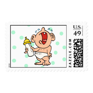Cry Baby Postage Stamp