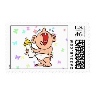 Cry Baby Stamp