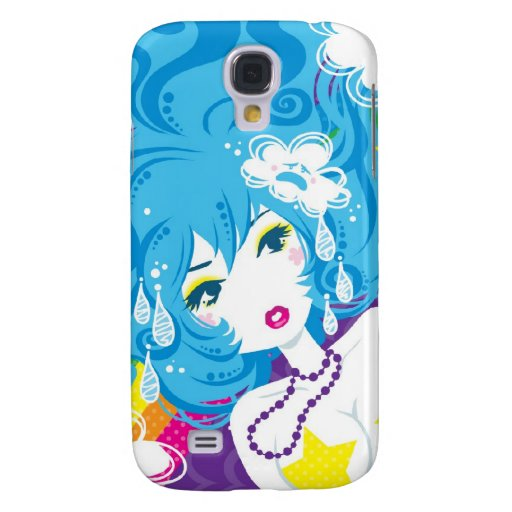 Cry baby samsung galaxy s4 cover