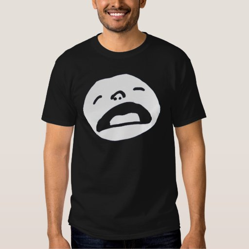 cry baby sketch T-Shirt