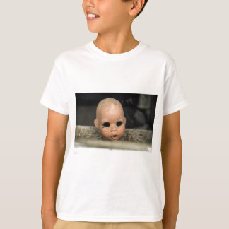 Cry Baby Vintage Doll Head Dirty Window T-Shirt