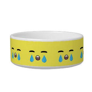 Cry Emoji Bowl