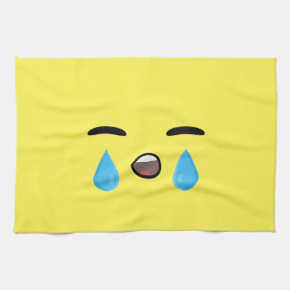 Cry Emoji Towels