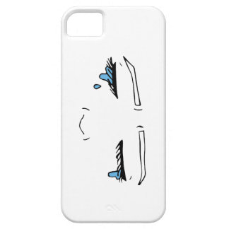 Cry Face iPhone SE/5/5s Case