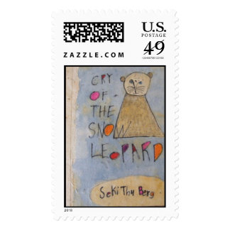 Cry of the Snow Leopard Postage