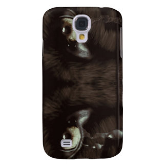 Cry of the Wolf i3 Galaxy S4 Case