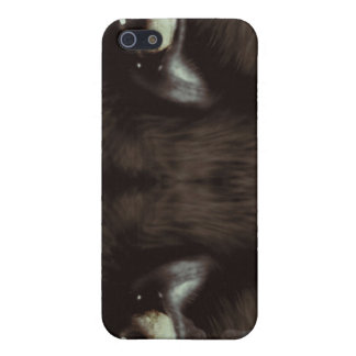 Cry of the Wolf i4 iPhone 5 Cover