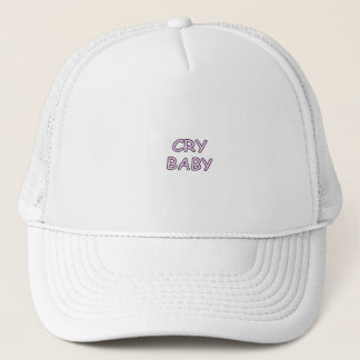 Cry Pink Trucker Hat