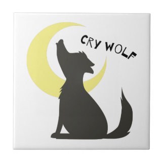 Cry Wolf Tile