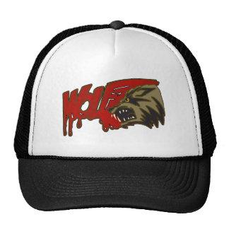 Cry Wolf Trucker Hat