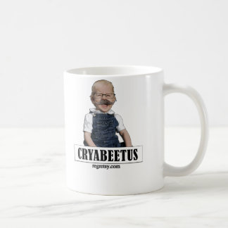 Cryabeetus Coffee Mug