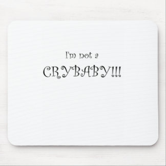 crybaby mousepads