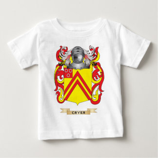 Cryer  Coat of Arms T-shirts