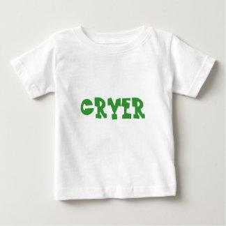 CRYER TEE SHIRT