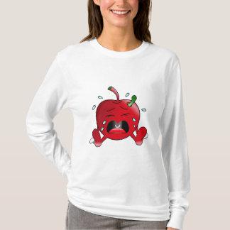Crying Apple T-Shirt