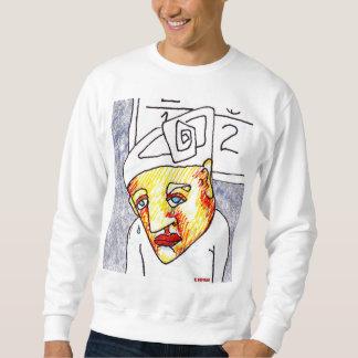 Crying Boy Sweatshirt