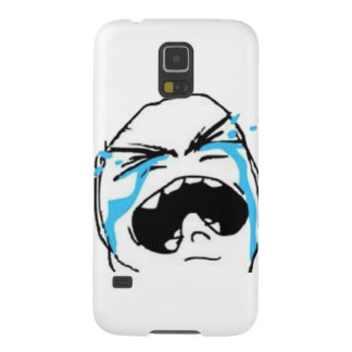 Crying Comic Meme Galaxy S5 Case