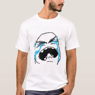Crying Comic Meme T-Shirt