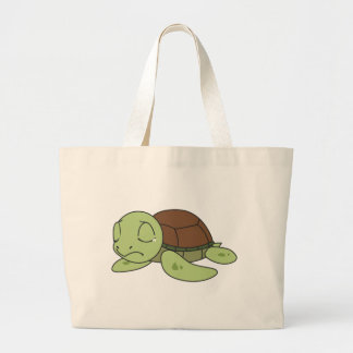 Crying Cute Baby Turtle Tortoise Mug Button Pillow Large Tote Bag